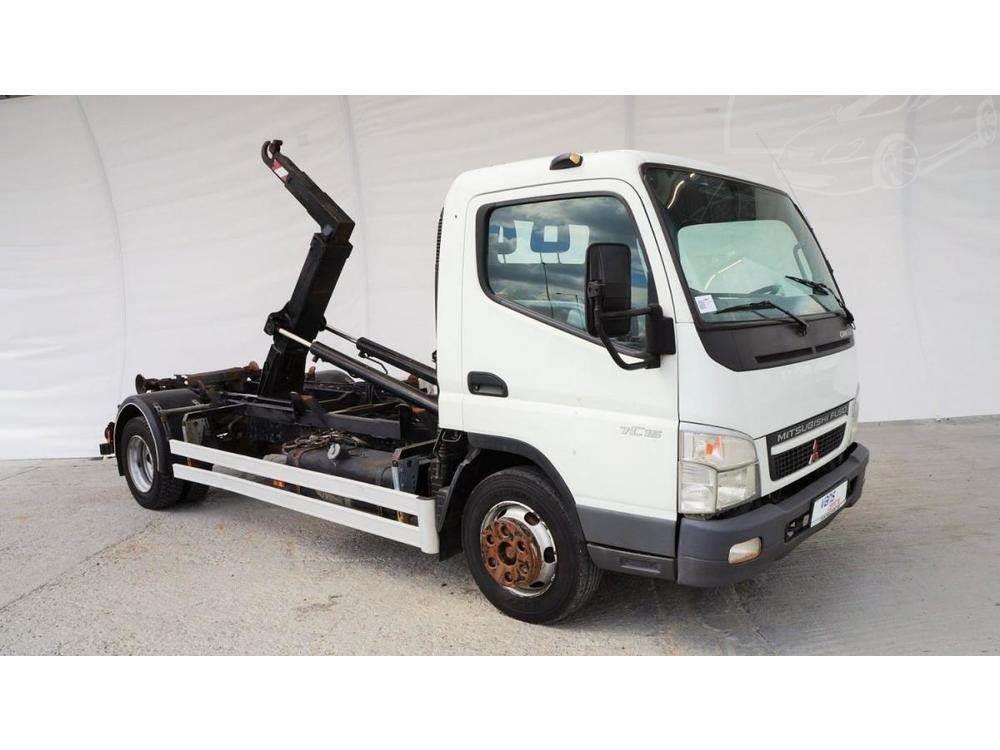 Mitsubishi Canter 7c15 nosič kontejneru