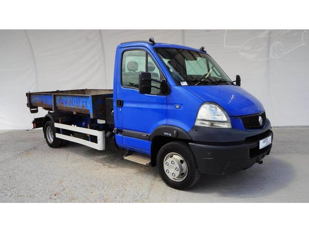 used renault mascott 160 65 nosic kontejneru cts panel vans year