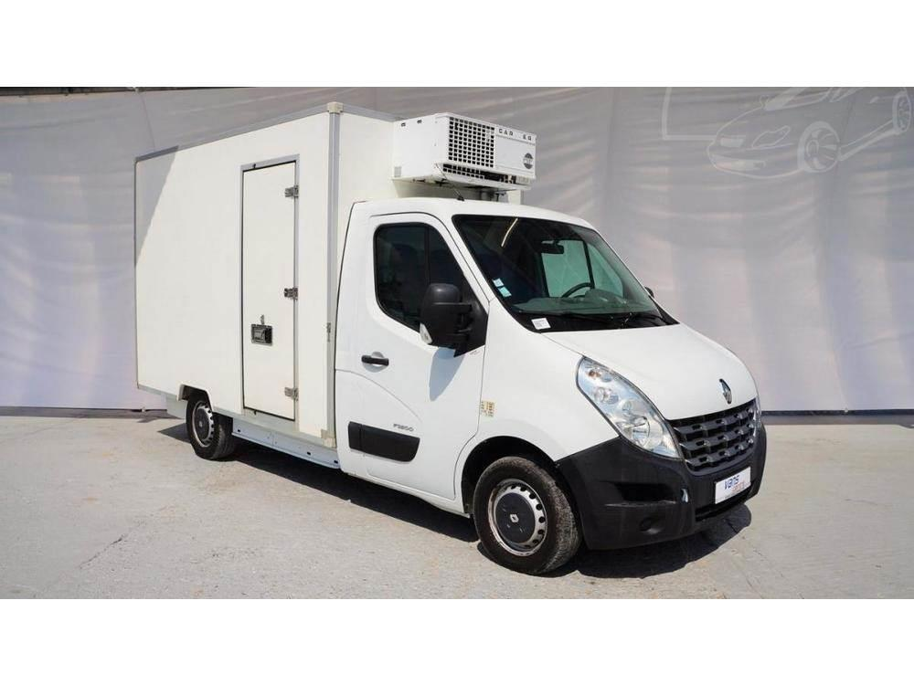 Renault Master 74kw transport.chlazení/380V