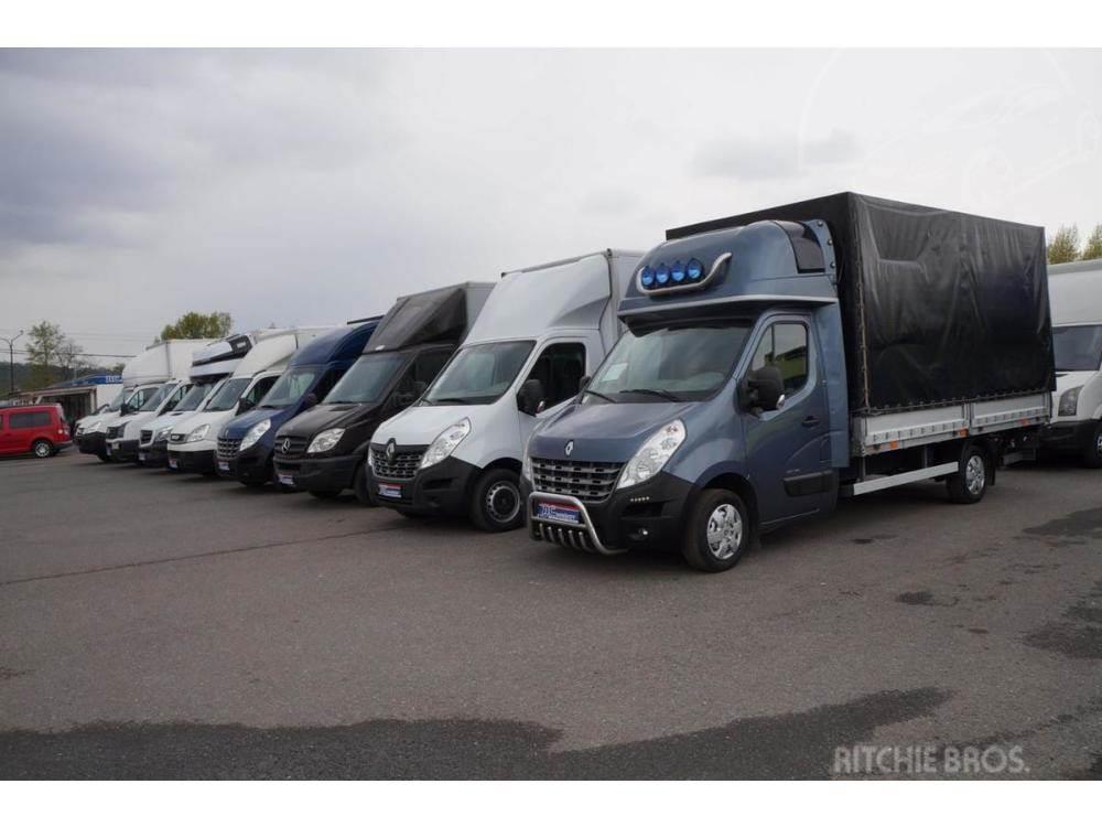 Renault Master největší výběr v EU