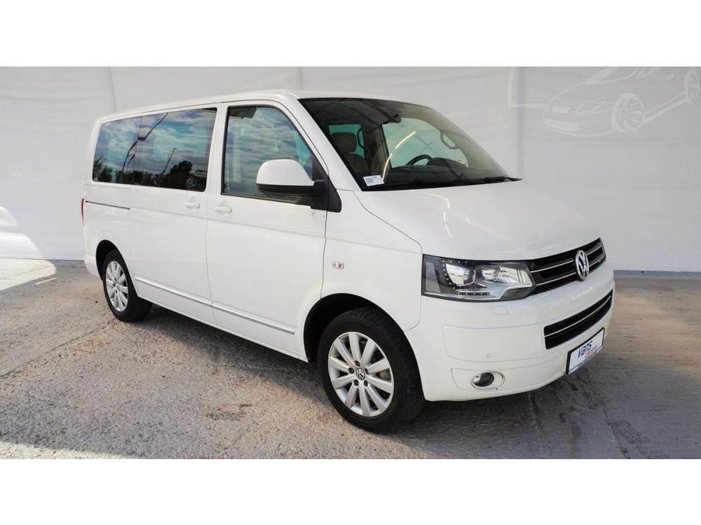 Volkswagen Multivan 132kw DSG/4x4/high.