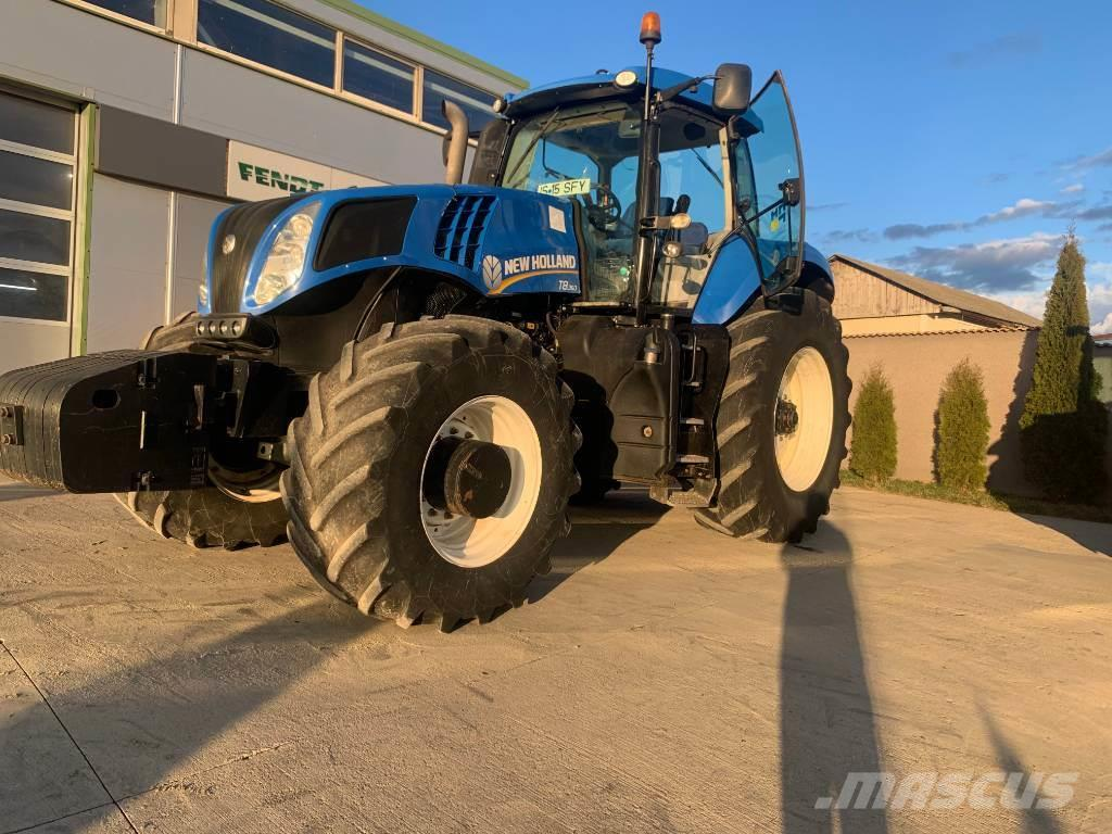 New Holland T 8.360