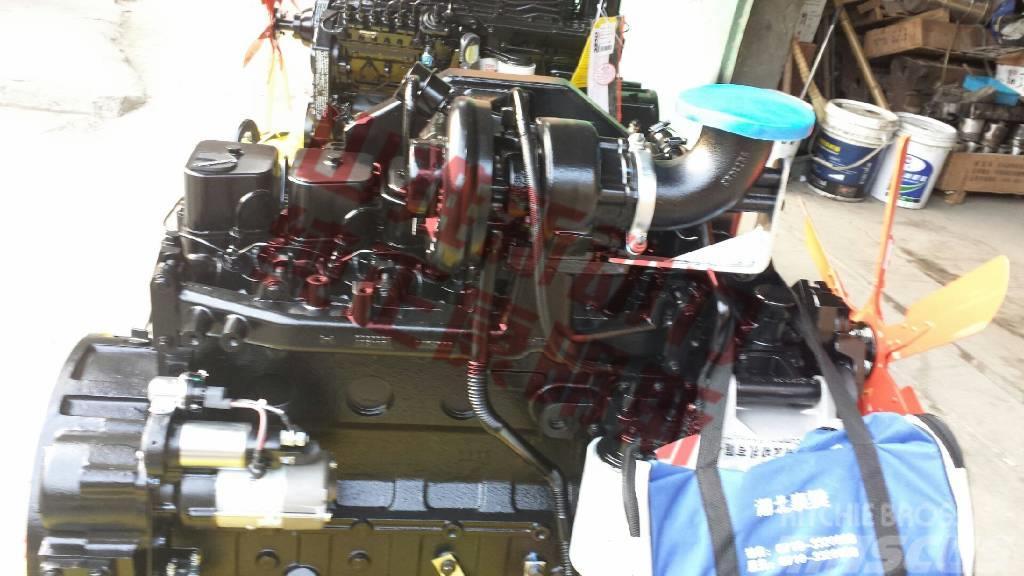 Cummins 6BTA5.9-C150, 2015, Motorer