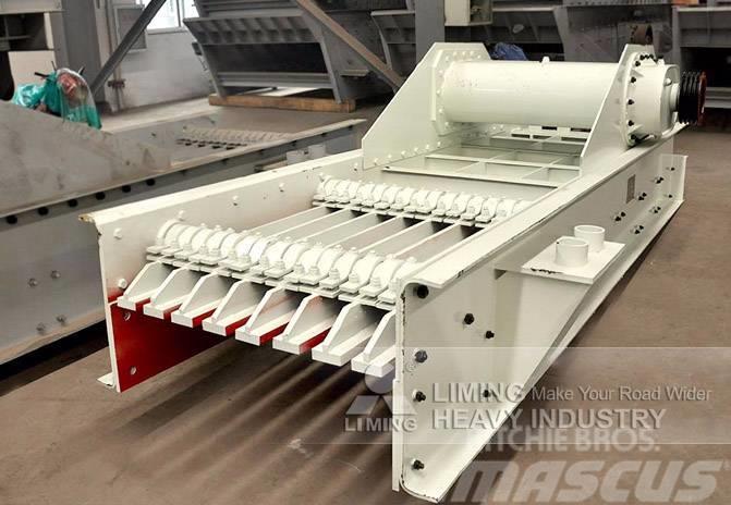 Liming 150-350t/h TSW1139alimentateur vibrant