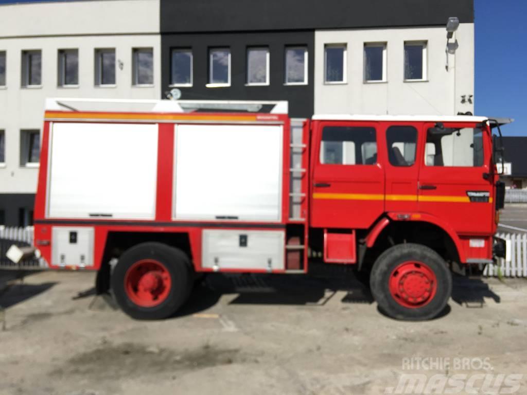Renault 4x4 Pożarniczy