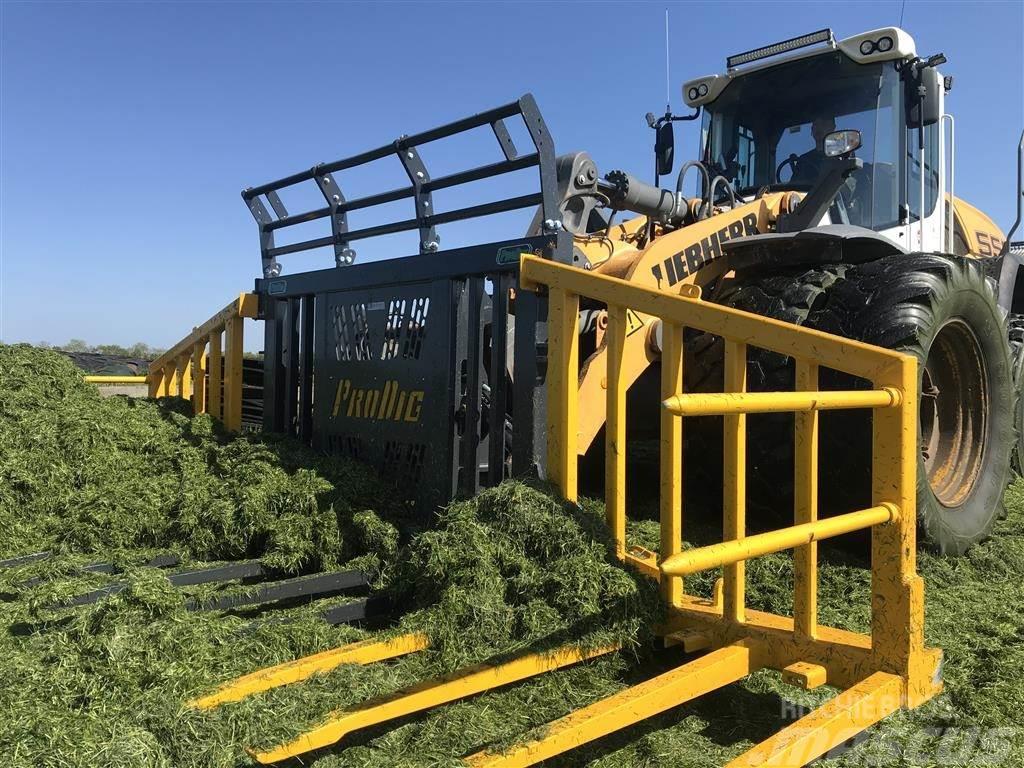 ACJ ProDig Continental foldbare græsforke med majsudst