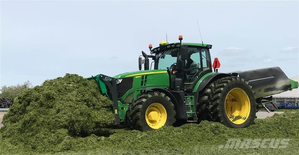 ACJ Proffesionel og effektiv opstakning i græs og majs