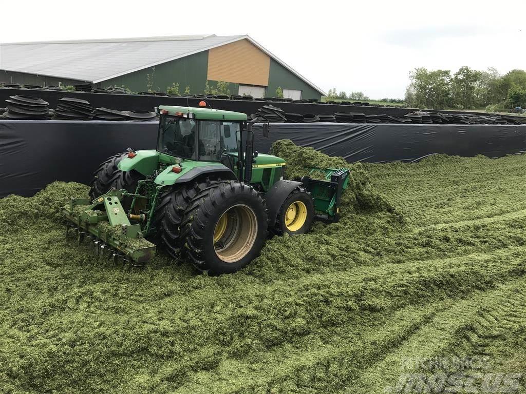 ACJ ProDig Afskubberfork, effektiv opstakning i græs o