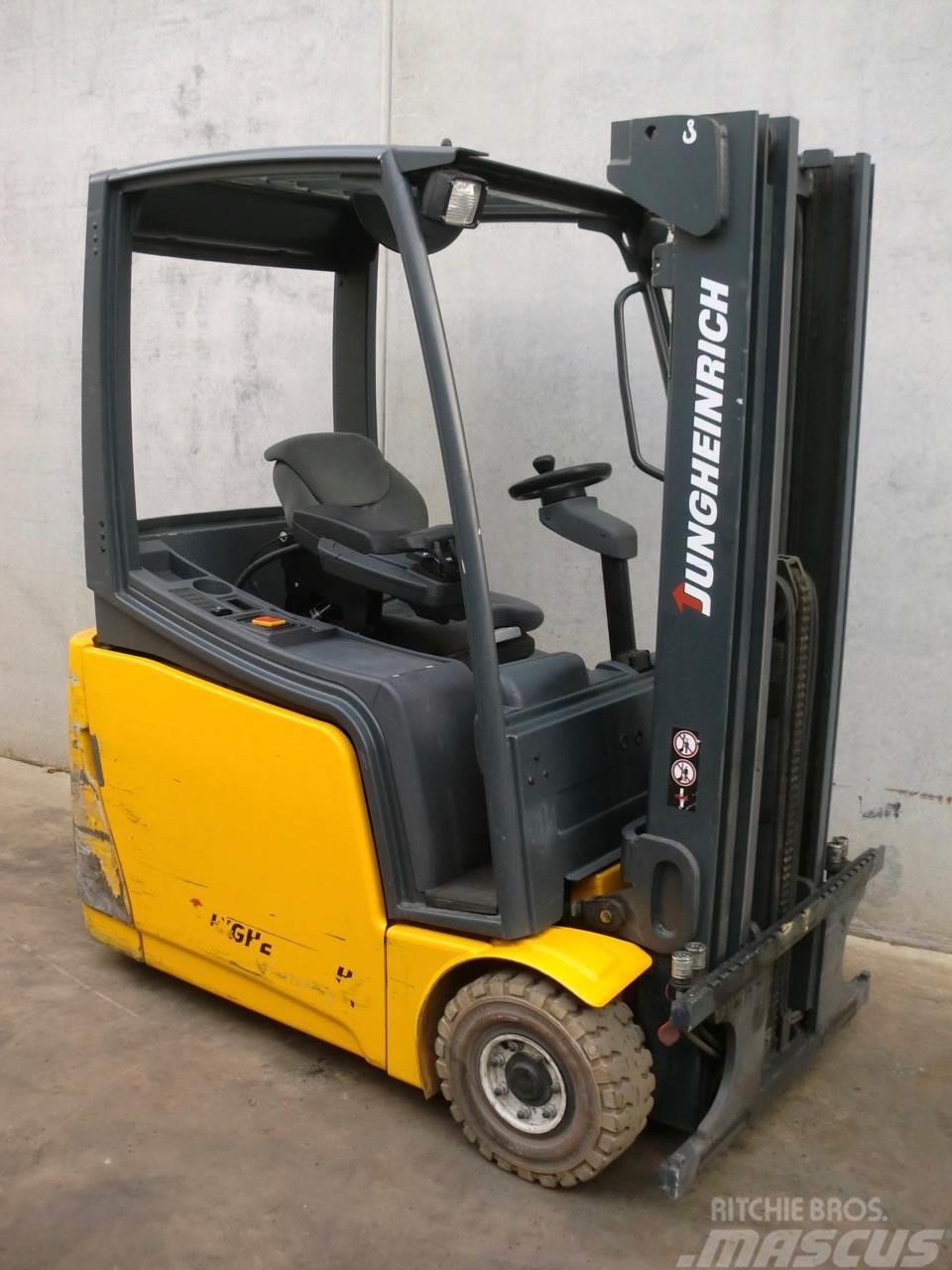 Electric Forklift Jungheinrich Erv308: Jungheinrich EFG 216k 450 DZ