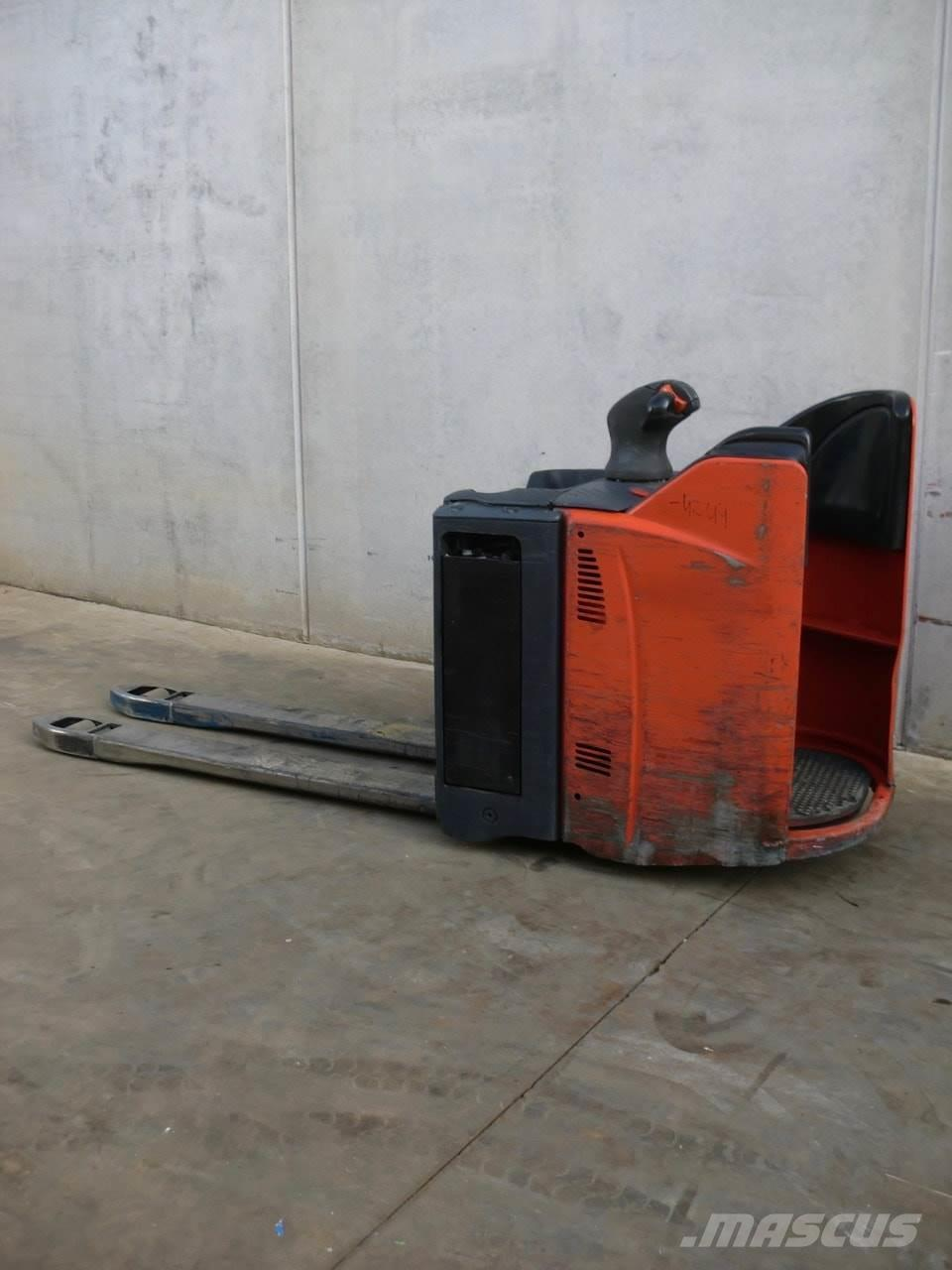 Linde T 20 SP 1600x560mm