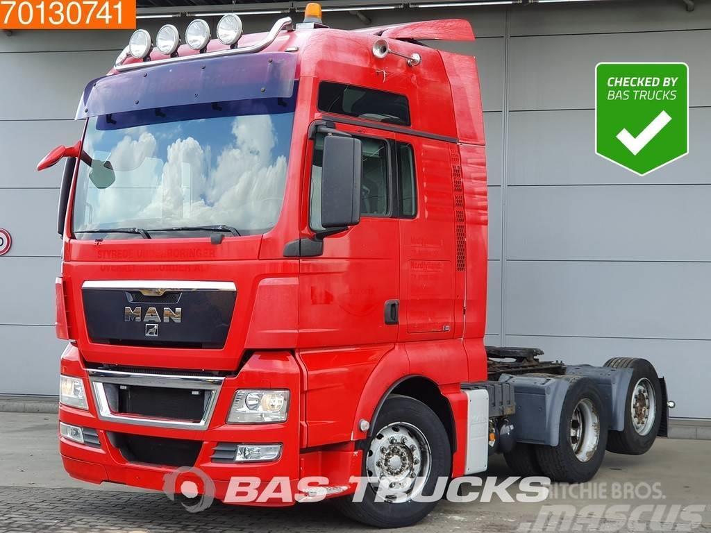 MAN TGX 26.440 6X2 XXL Manual Liftachse Euro 4