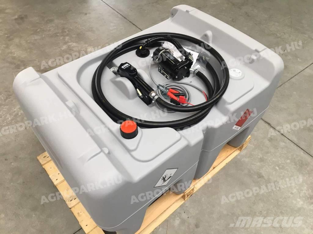 [Other] New 440 liter mobile Diesel tank with automatic