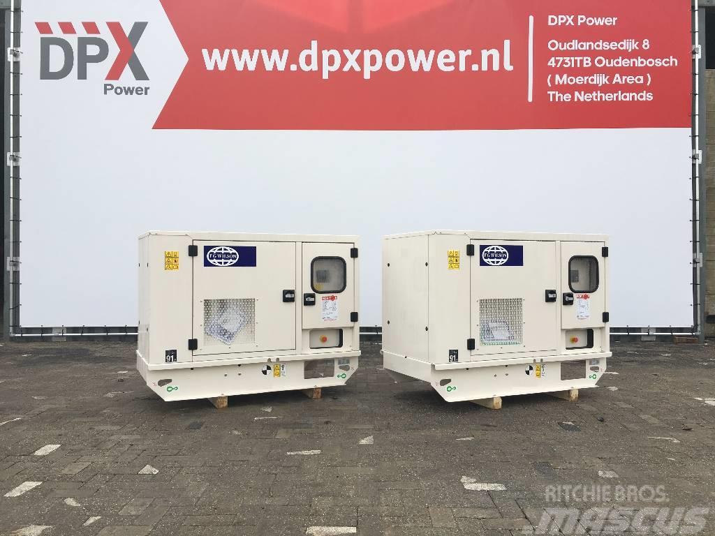 FG Wilson P18-6 - 18 kVA Generator - DPX-16001