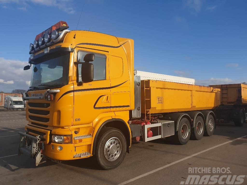 Scania R560 Kassettekipage