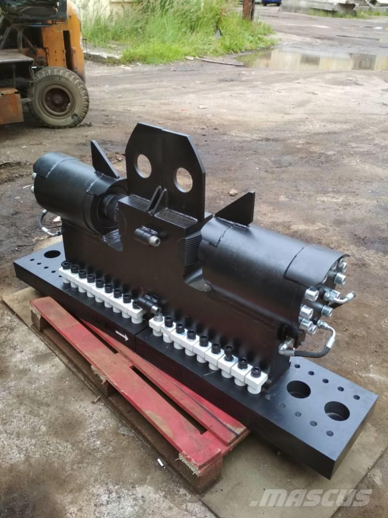 ICE, PVE hydraulic clamp for vibro hammer