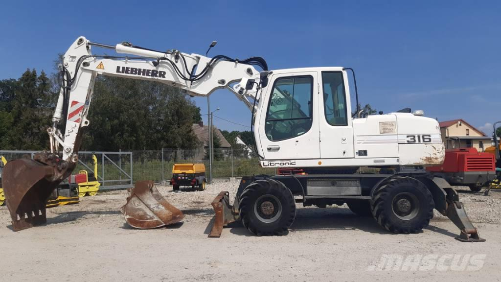 Liebherr A 316 Litronic 314