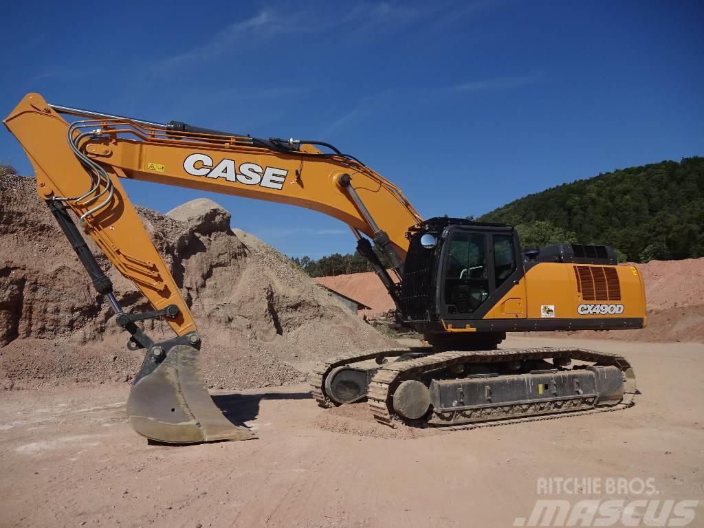CASE CX490D / CX 490 / CX490