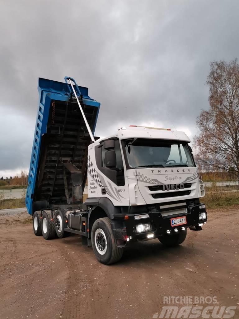 Iveco Trakker AT260T50 8X4