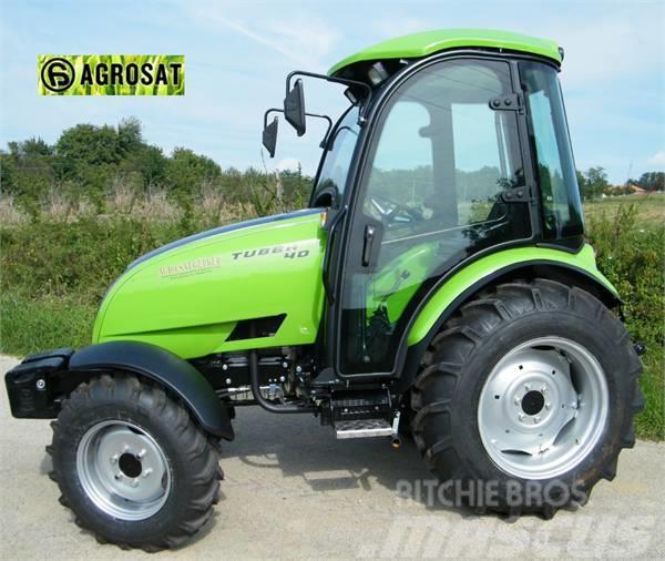 Tuber 50 traktor, pótkocsi Agrosat