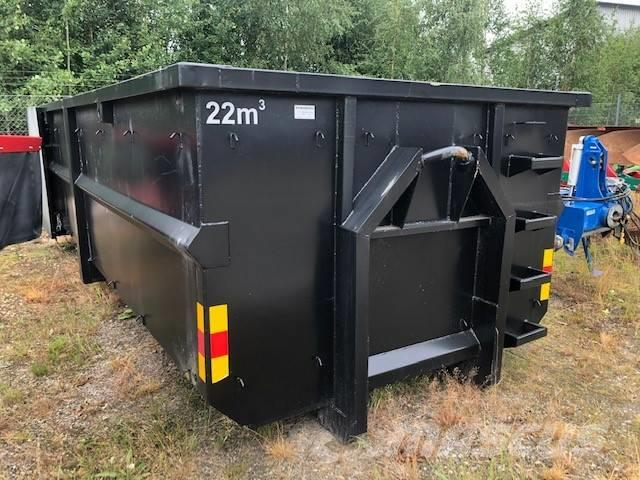[Other] Lastväxlar Container (ny) 22m3