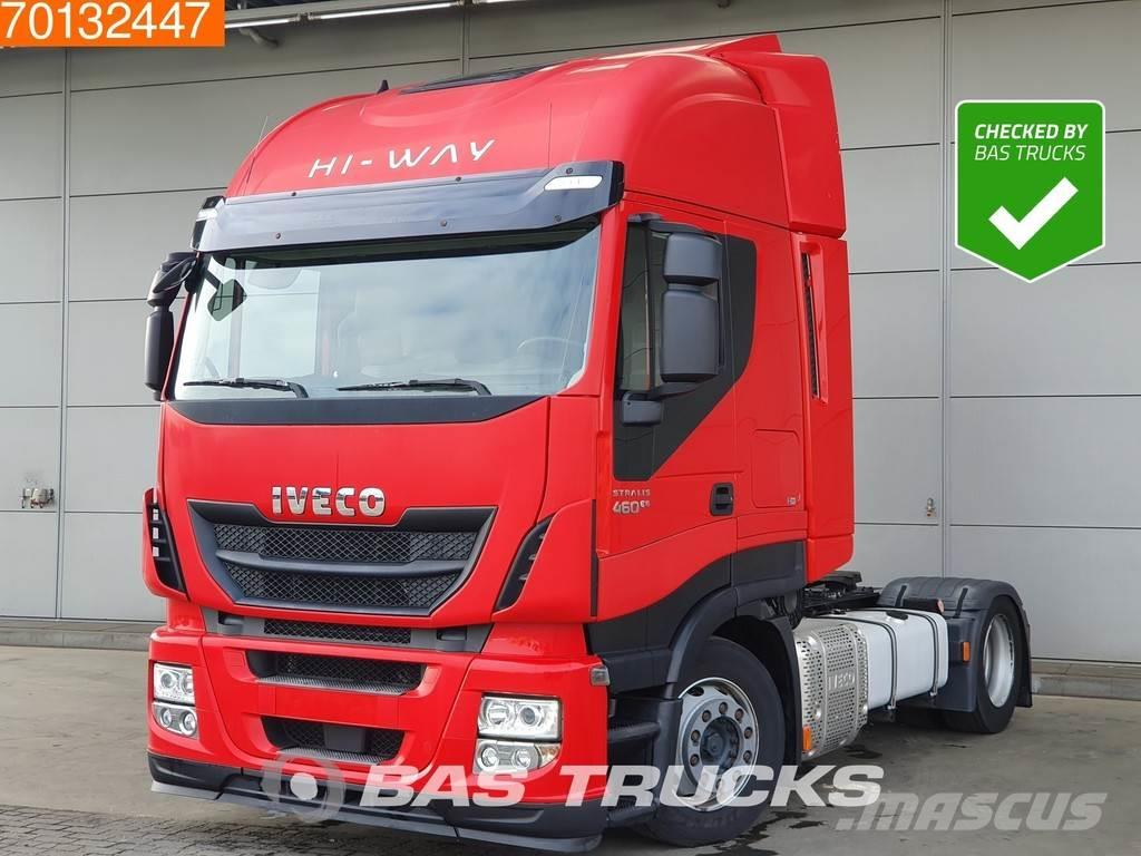 Iveco Stralis Hi-Way AS440S46 4X2 Mega 2x Tanks Euro 6