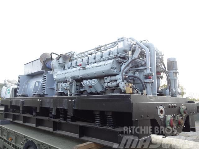 MTU 2500 KVA