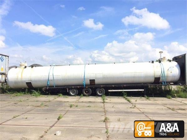 used propane butane lpg gpl gastank gaz 63 000 l special containers year 1990 price 22 911
