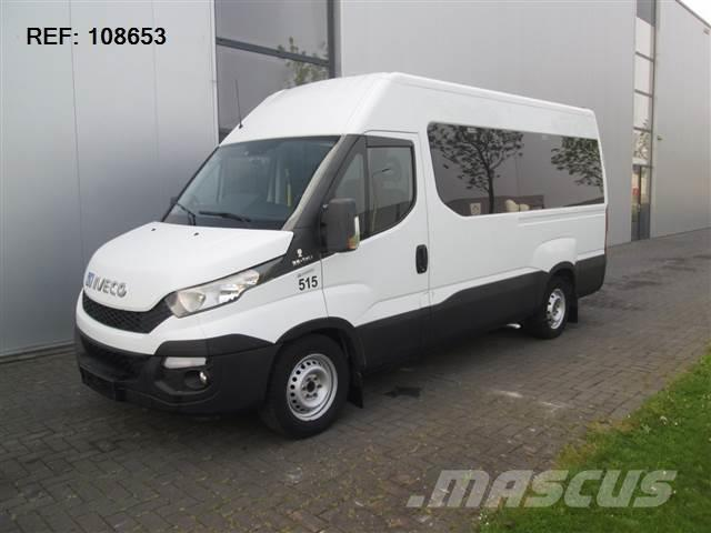 Iveco DAILY 35S130 EURO 5 - 9 SEATS / 2X WHEELCHAIR -