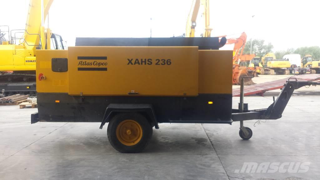 Atlas Copco XAHS 236