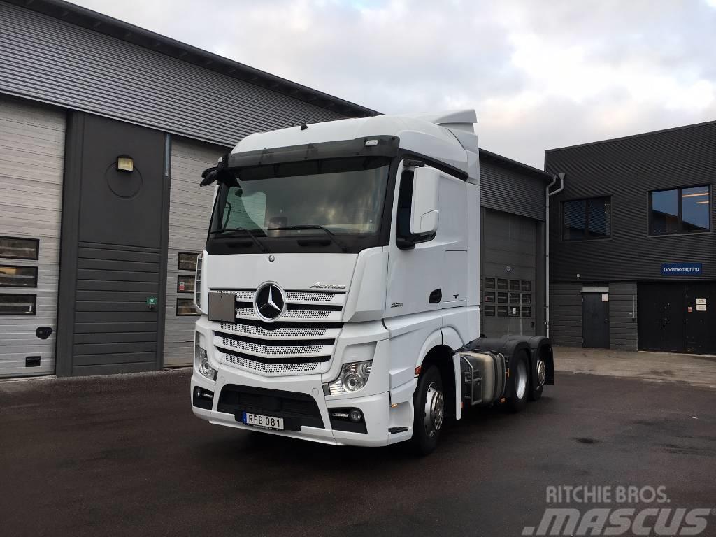 Mercedes-Benz Actros 2551 LS 6x2
