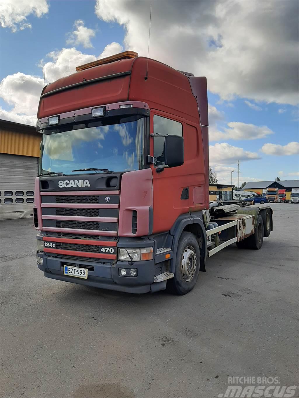 Scania R 124 GB