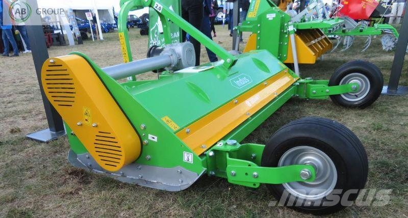Bomet Flail mower with wheels 1.4 m/Schlegelmäher 1,4 m