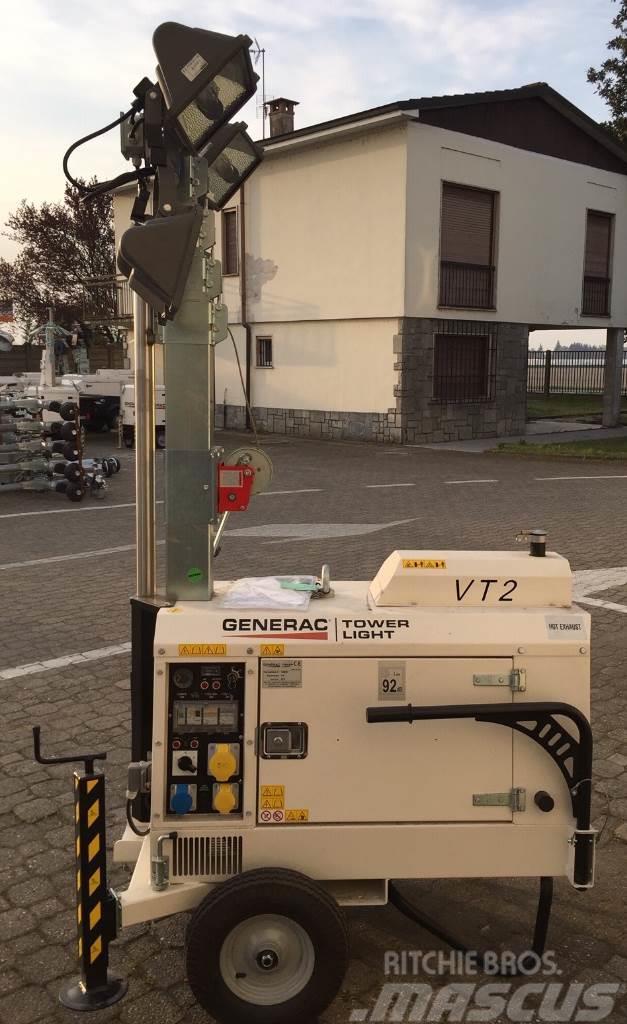 Generac Light tower VT2