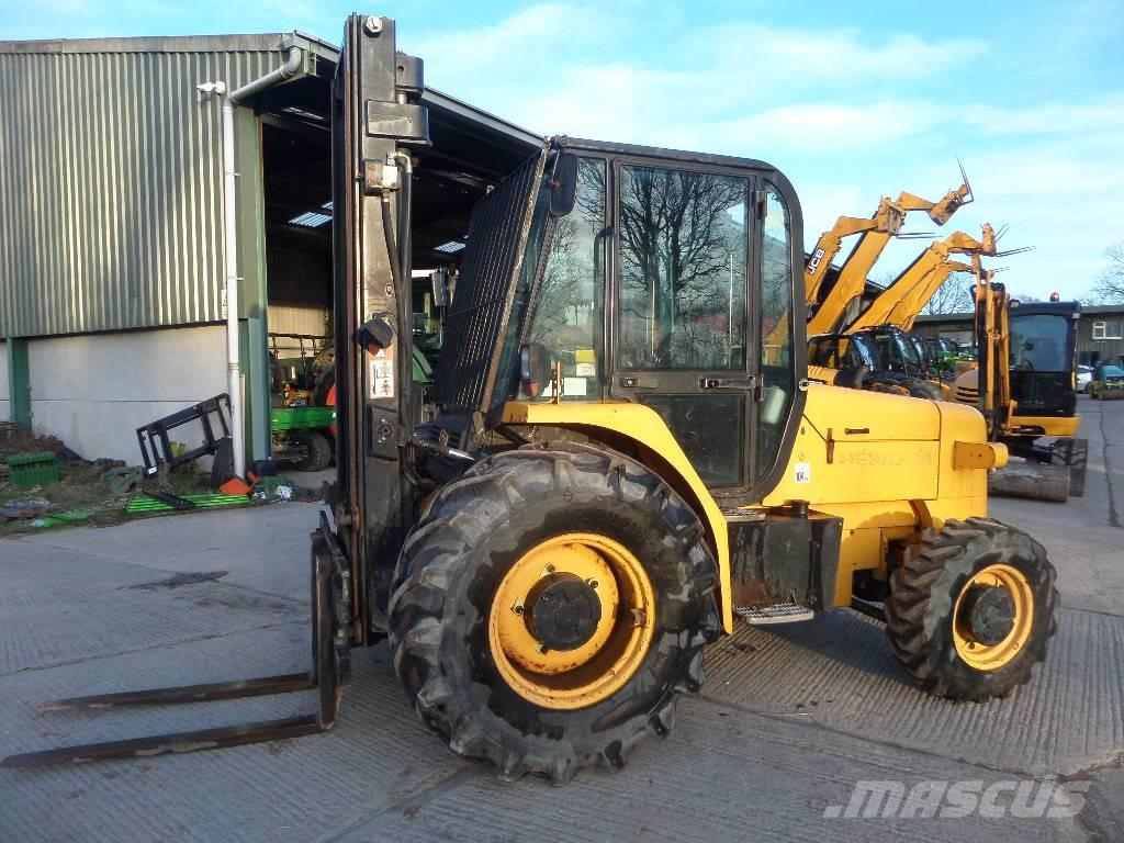 JCB 926, 2007, Rough terrain trucks ...