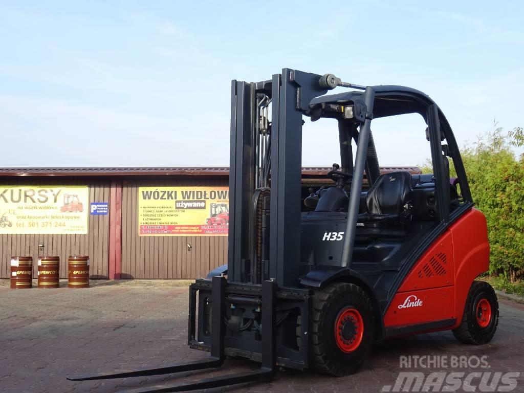 Linde H35T-02