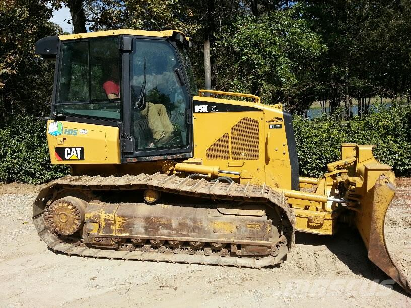 Caterpillar D5K LXL