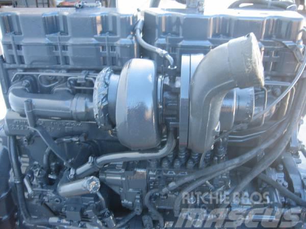 Mack E7, Motorer