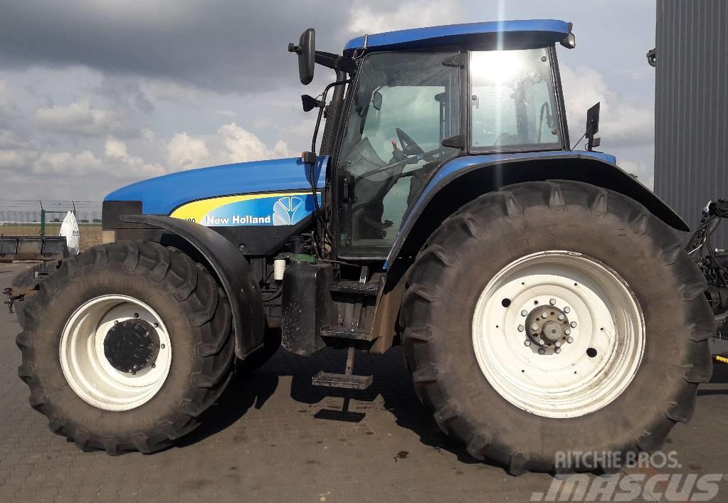 New Holland TM 190 ciągnik rolniczy