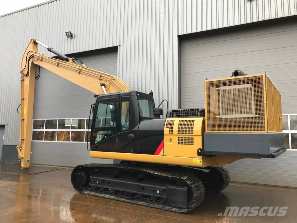 Caterpillar 320D2 Hydraulic excavator + power pack