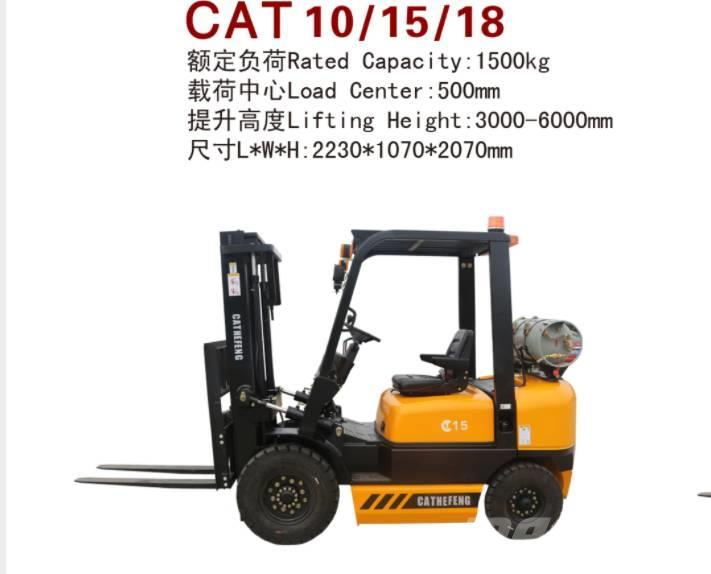 Cathefeng CAT 10/15/18