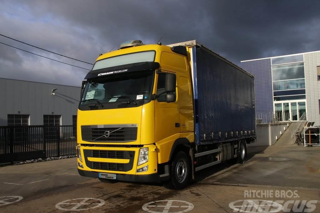 Volvo FH13 440 + BACHE 6.8 m x 2.75 m + euro 5
