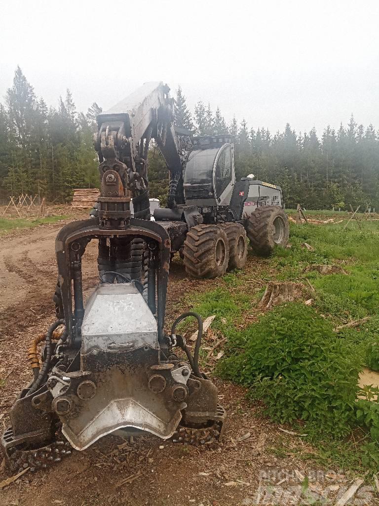 Harvestor Logset 8H