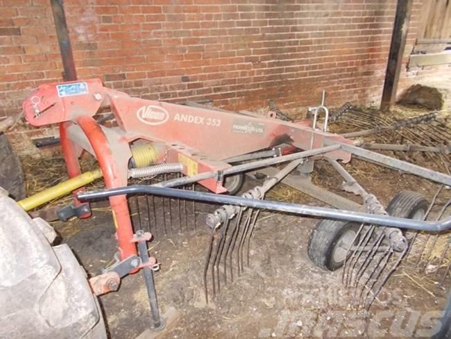 Vicon ANDEX 35 Rotor Rake