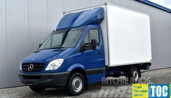 Mercedes-Benz Sprinter 313 CDI  Isothermkoffer  1. Hand