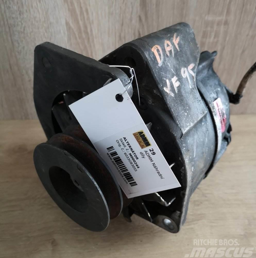 DAF XF ALTERNÁTOR 6033GB3055