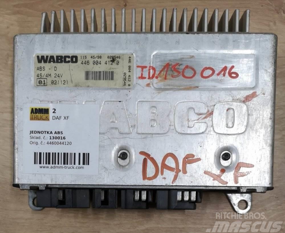 DAF XF JEDNOTKA ABS 4460044120