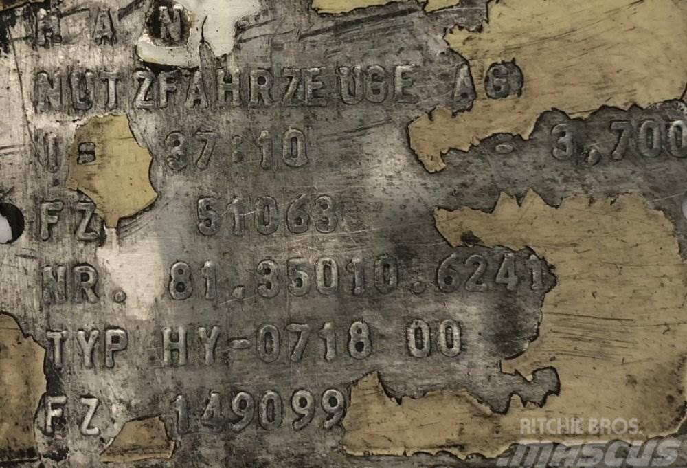 MAN TGL DIFERENCIÁL 81.25010-6241, 37:10, I= 3,700