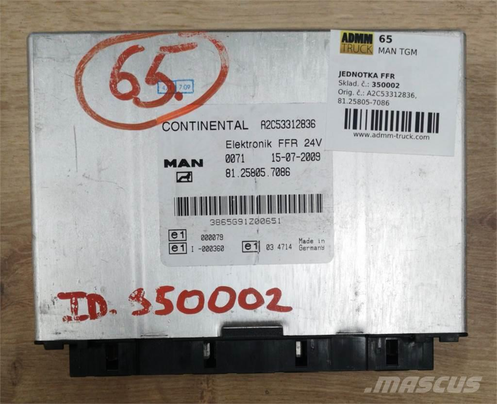 MAN TGM JEDNOTKA FFR A2C53312836, 81.25805-7086