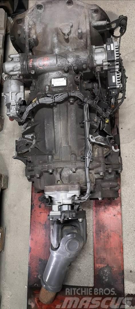 Mercedes-Benz ACTROS PŘEVODOVKA G211-12, 71535001052623, 794575