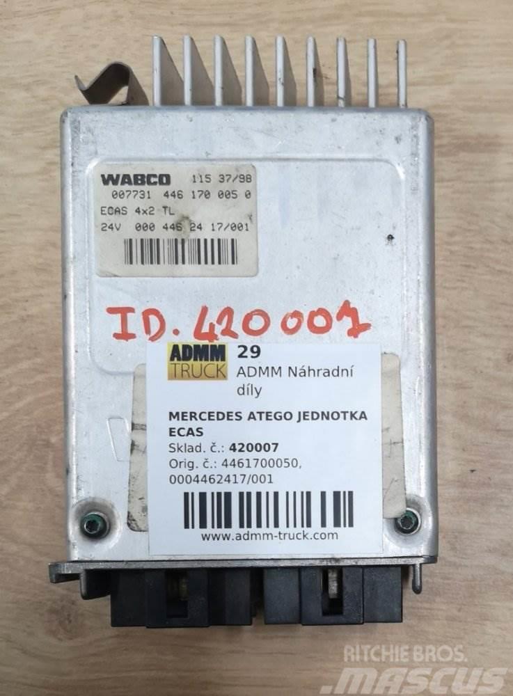 Mercedes-Benz ATEGO JEDNOTKA ECAS 4461700050, 0004462417/001